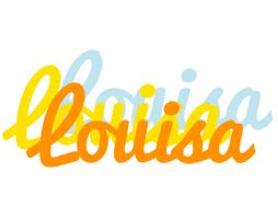 Louisa energy logo