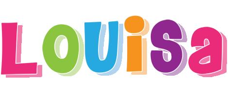 Louisa friday logo
