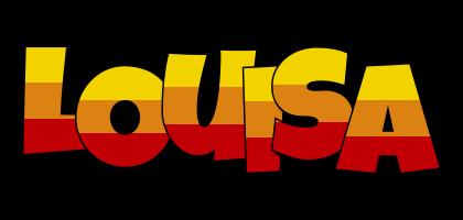 Louisa jungle logo