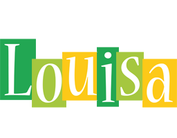 Louisa lemonade logo