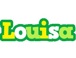 Louisa soccer logo