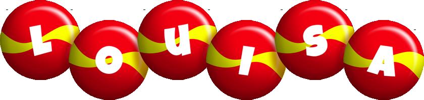 Louisa spain logo