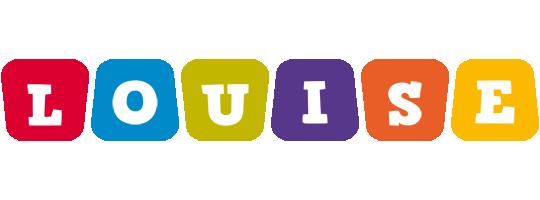 Louise daycare logo