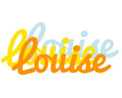 Louise energy logo