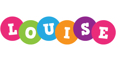 Louise friends logo