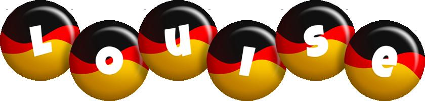 Louise german logo