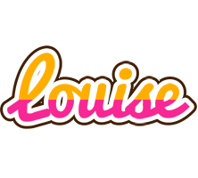Louise smoothie logo