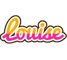 Louise smoothie logo