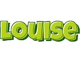 Louise summer logo