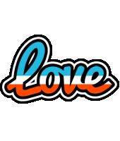Love america logo