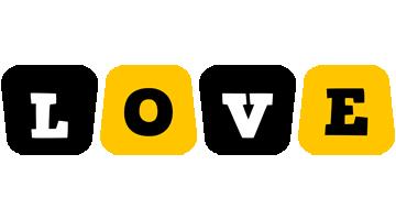 Love boots logo