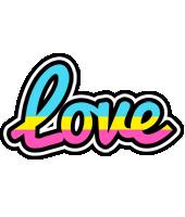 Love circus logo