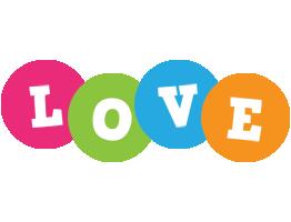 Love friends logo