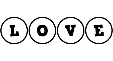 Love handy logo