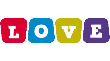 Love kiddo logo