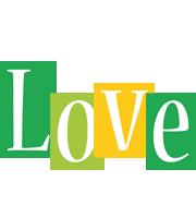 Love lemonade logo