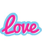Love popstar logo