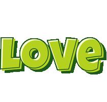 Love summer logo