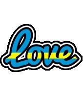 Love sweden logo