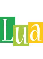 Lua lemonade logo