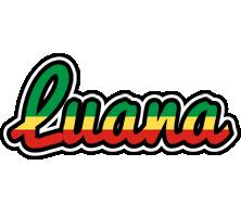 Luana african logo