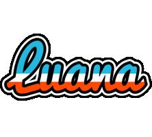 Luana america logo