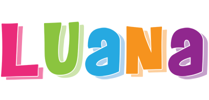 Luana friday logo