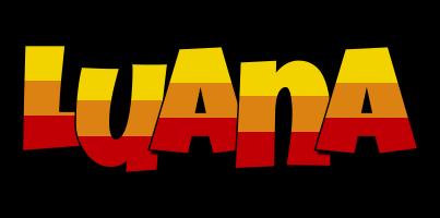 Luana jungle logo