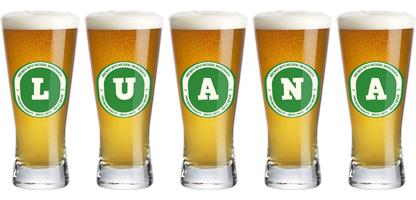 Luana lager logo