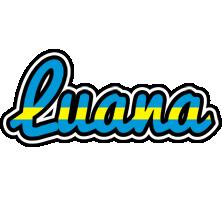 Luana sweden logo