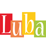 Luba colors logo