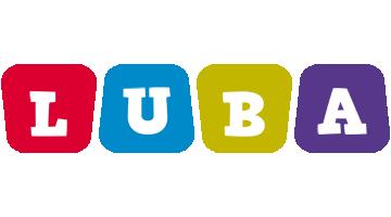 Luba kiddo logo