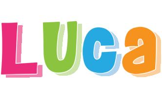 Luca friday logo