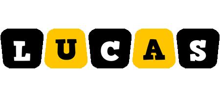 Lucas boots logo