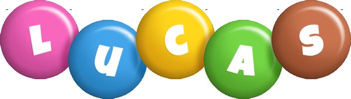 Lucas candy logo