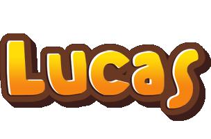 Lucas cookies logo
