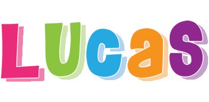 Lucas friday logo