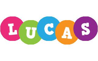 Lucas friends logo