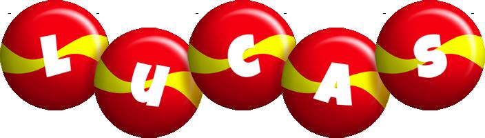 Lucas spain logo