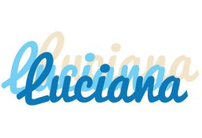 Luciana breeze logo