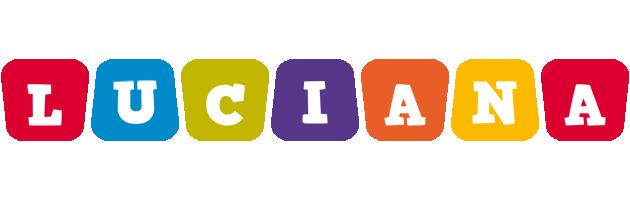 Luciana daycare logo