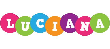 Luciana friends logo