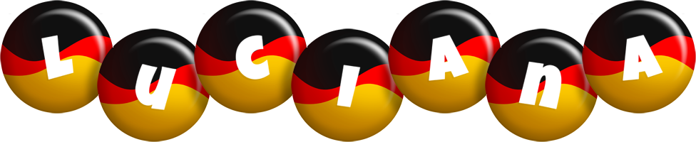 Luciana german logo