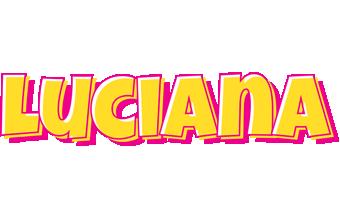 Luciana kaboom logo