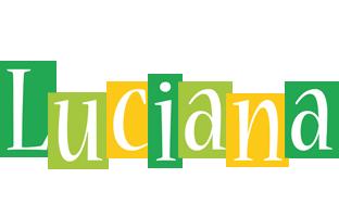 Luciana lemonade logo