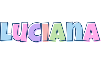 Luciana pastel logo