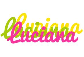 Luciana sweets logo
