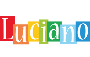 Luciano colors logo