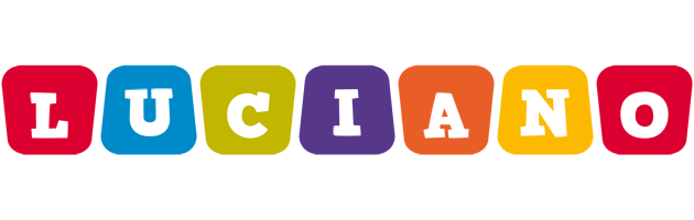 Luciano kiddo logo