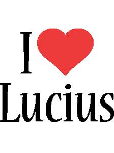 lucius love